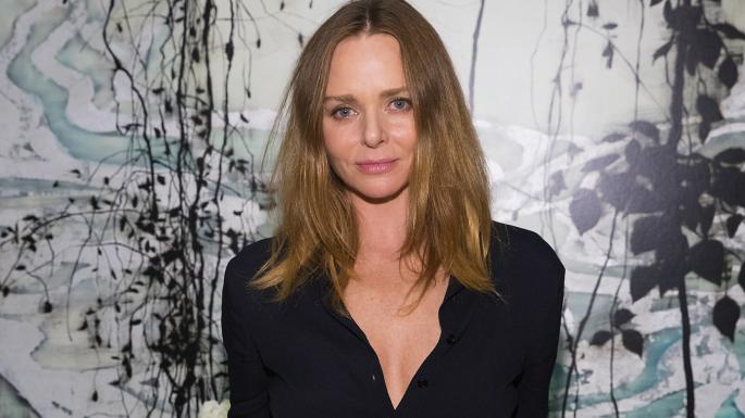 Stella McCartney talks to the Times about Transcendental Meditation