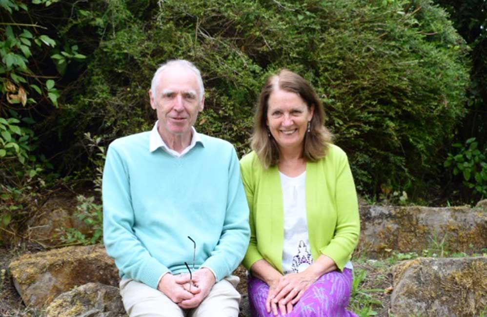 Will and Janet Ayliffe, Certified Teachers of TM